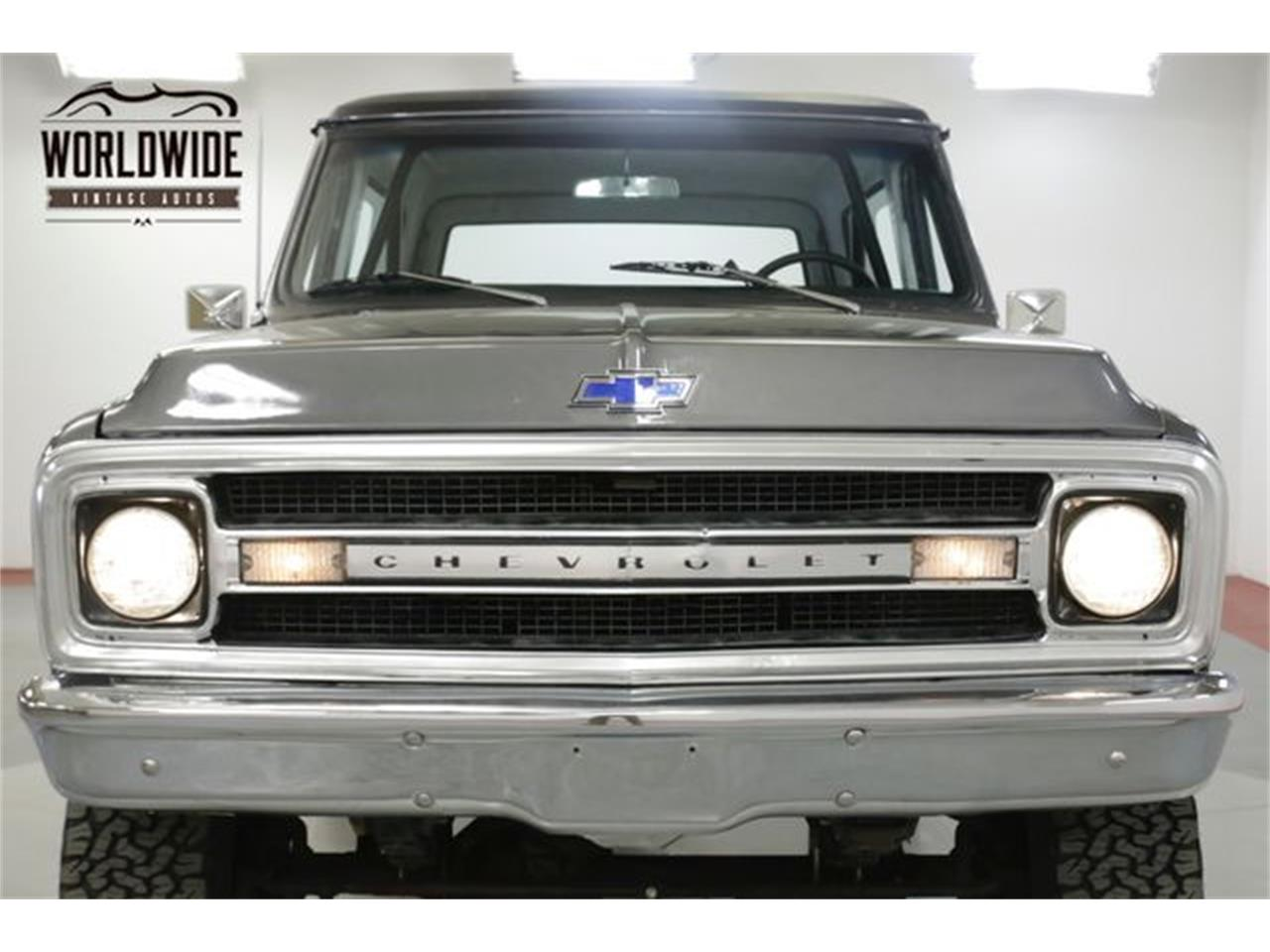 Large Picture of '70 Blazer located in Colorado - $28,900.00 - QAK6