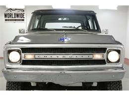 Picture of Classic 1970 Chevrolet Blazer Offered by Worldwide Vintage Autos - QAK6