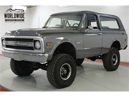 Picture of '70 Blazer located in Colorado - $28,900.00 Offered by Worldwide Vintage Autos - QAK6