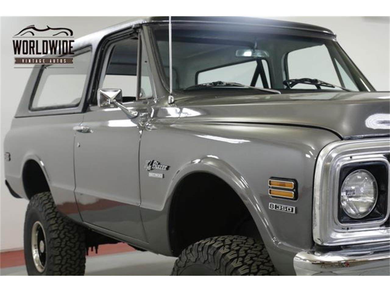 Large Picture of 1970 Blazer located in Denver  Colorado - $28,900.00 Offered by Worldwide Vintage Autos - QAK6