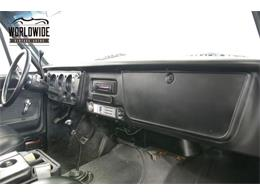 Picture of '70 Chevrolet Blazer located in Denver  Colorado - $28,900.00 Offered by Worldwide Vintage Autos - QAK6