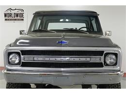 Picture of Classic '70 Chevrolet Blazer Offered by Worldwide Vintage Autos - QAK6