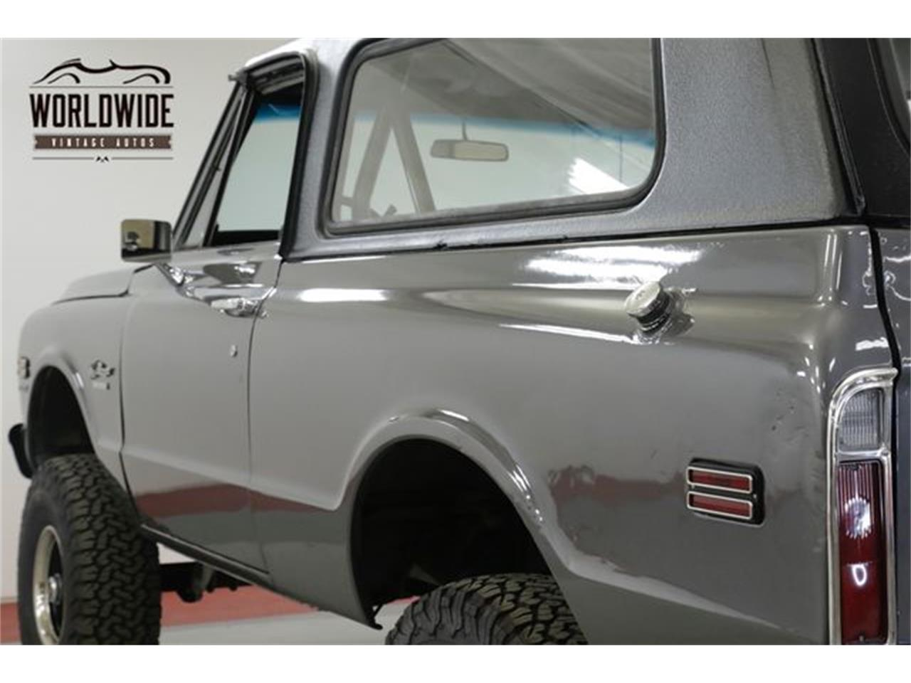 Large Picture of Classic '70 Chevrolet Blazer - QAK6