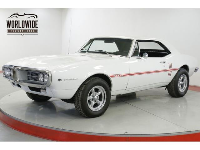 Picture of Classic 1967 Firebird located in Colorado - $31,900.00 Offered by  - QAK8