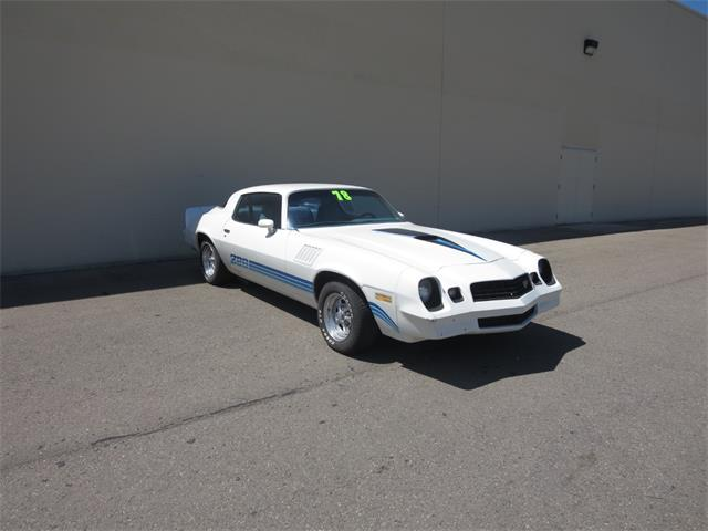 Picture of '78 Chevrolet Camaro located in Washington Auction Vehicle - Q5VN