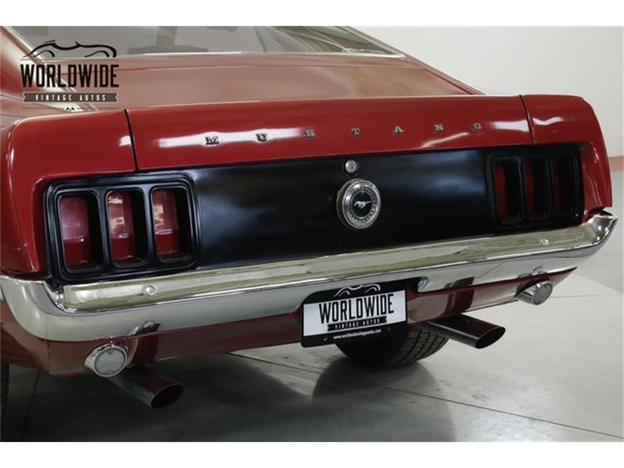 Large Picture of '70 Mustang - QAKL