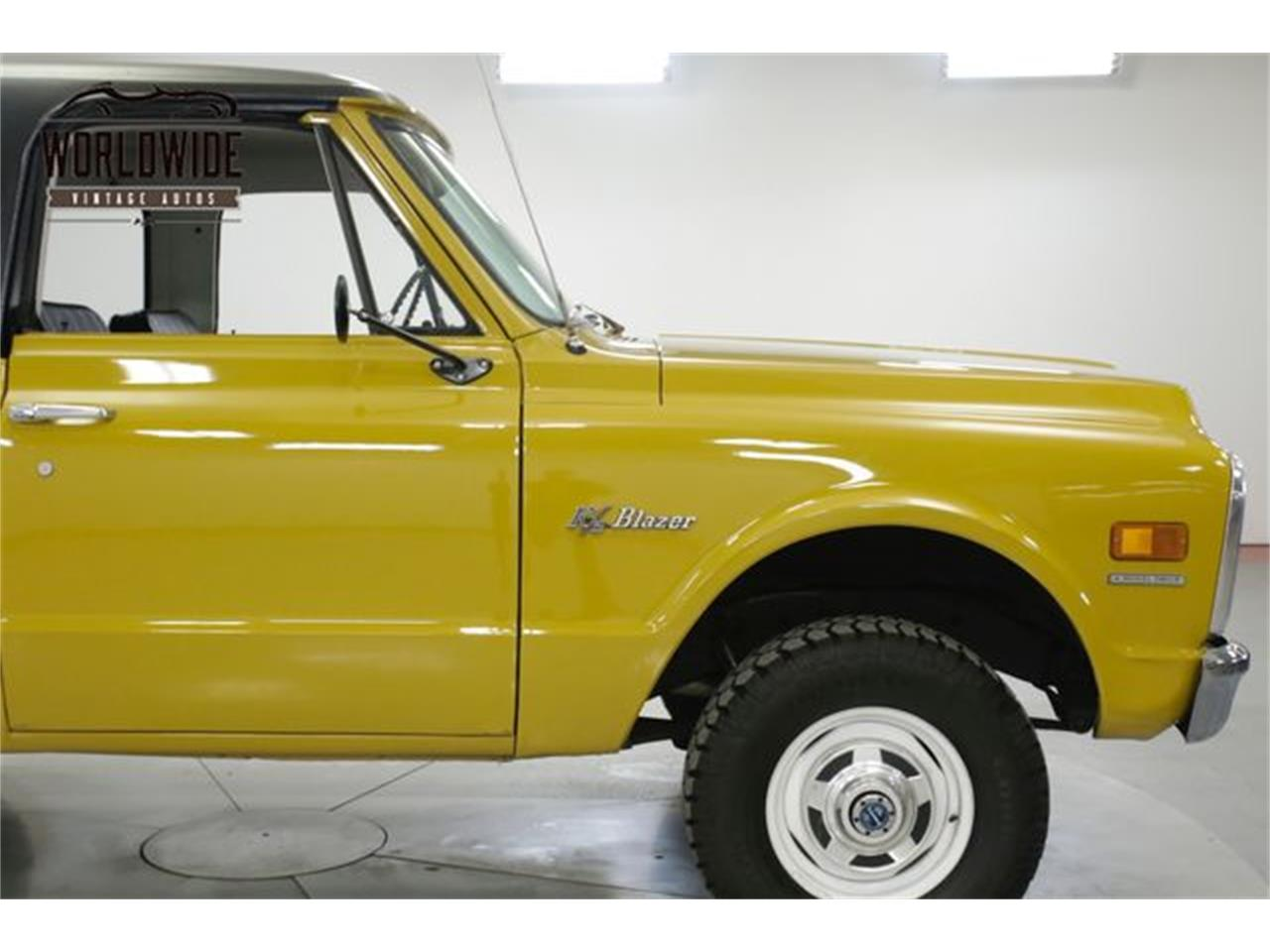 Large Picture of '70 Blazer - QAKR