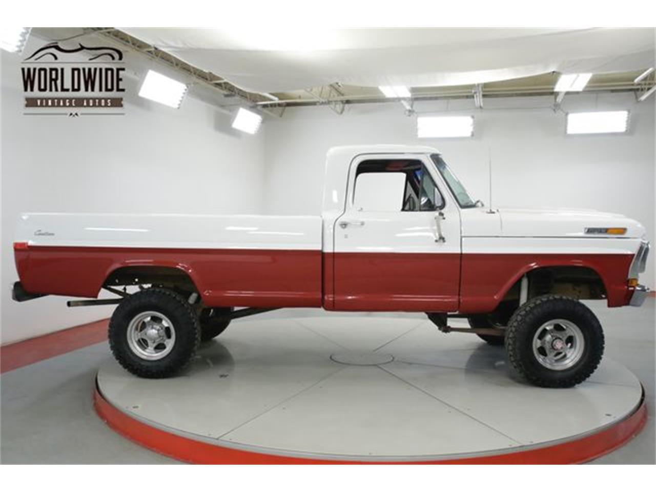 Large Picture of Classic 1972 Ford F100 located in Colorado - $11,900.00 - QAKU