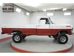 Picture of '72 F100 located in Denver  Colorado Offered by Worldwide Vintage Autos - QAKU