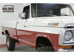 Picture of Classic '72 Ford F100 located in Denver  Colorado - $11,900.00 Offered by Worldwide Vintage Autos - QAKU