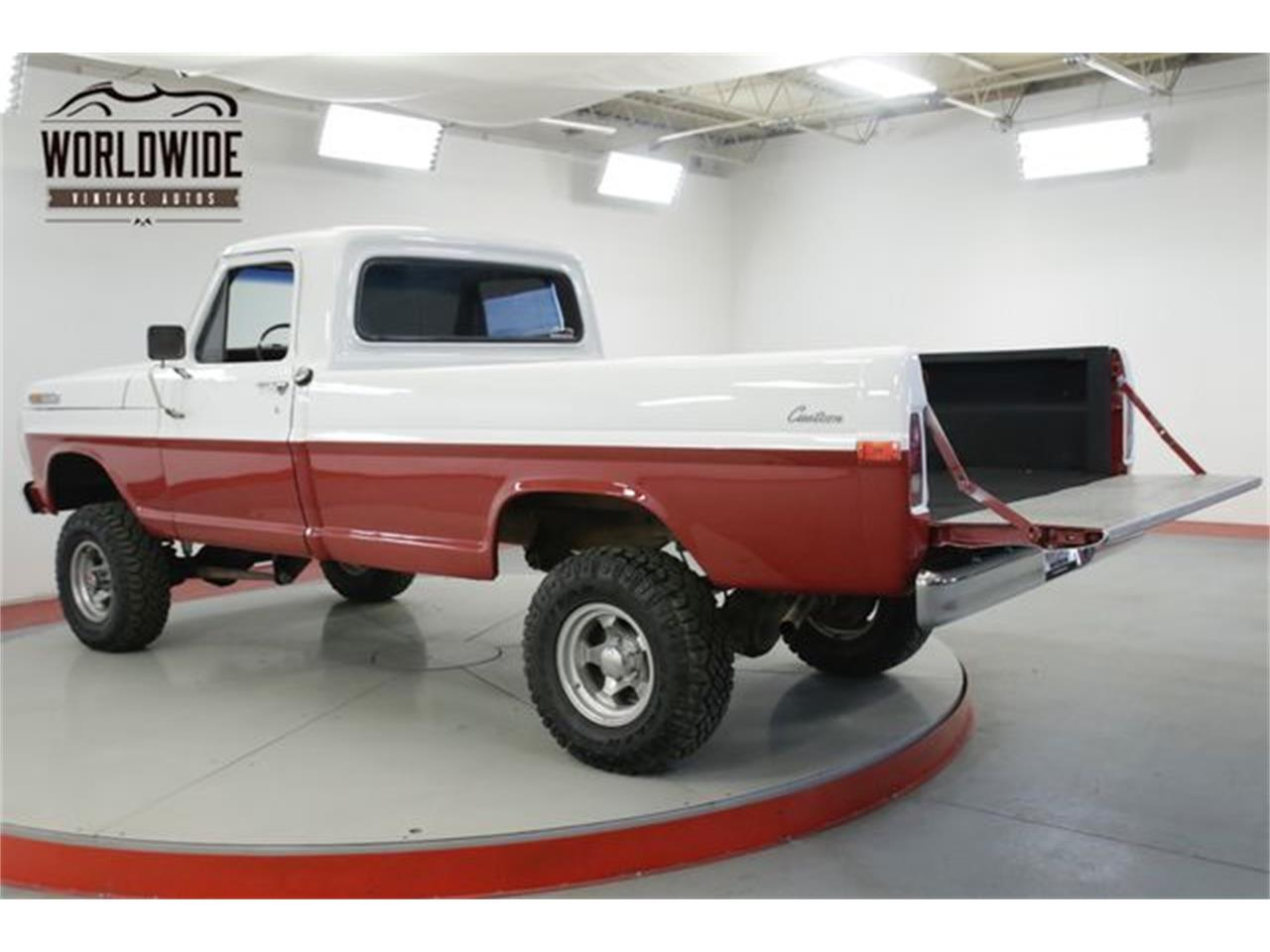 Large Picture of '72 Ford F100 - QAKU