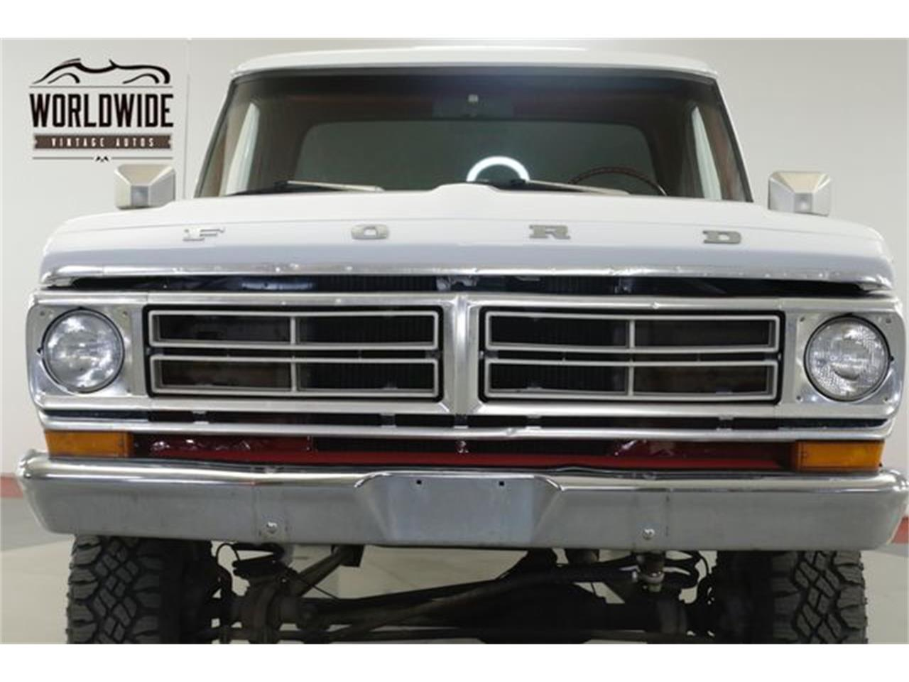 Large Picture of '72 F100 located in Colorado - $11,900.00 Offered by Worldwide Vintage Autos - QAKU
