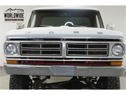 Picture of 1972 Ford F100 - $11,900.00 Offered by Worldwide Vintage Autos - QAKU