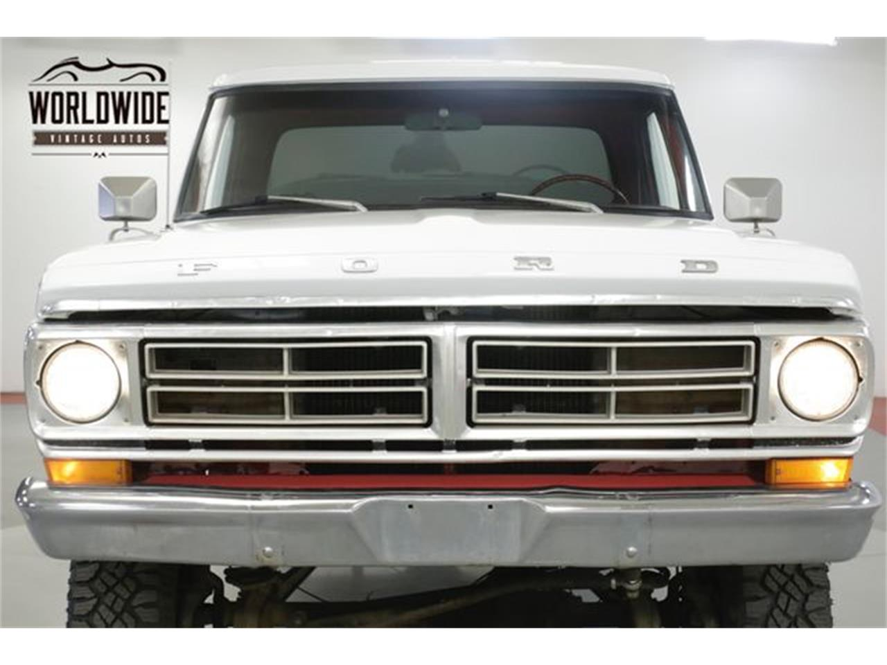Large Picture of 1972 Ford F100 Offered by Worldwide Vintage Autos - QAKU