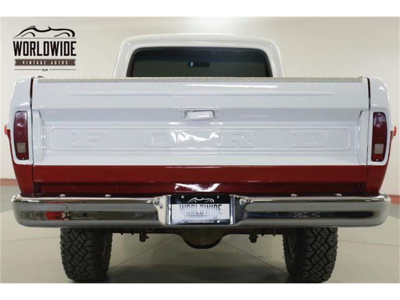 Large Picture of '72 Ford F100 located in Denver  Colorado - QAKU