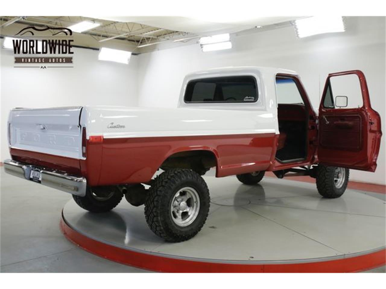 Large Picture of Classic 1972 F100 Offered by Worldwide Vintage Autos - QAKU