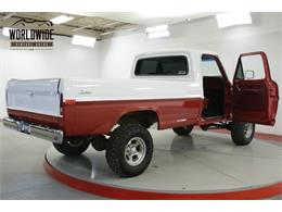 Picture of 1972 Ford F100 located in Denver  Colorado - QAKU