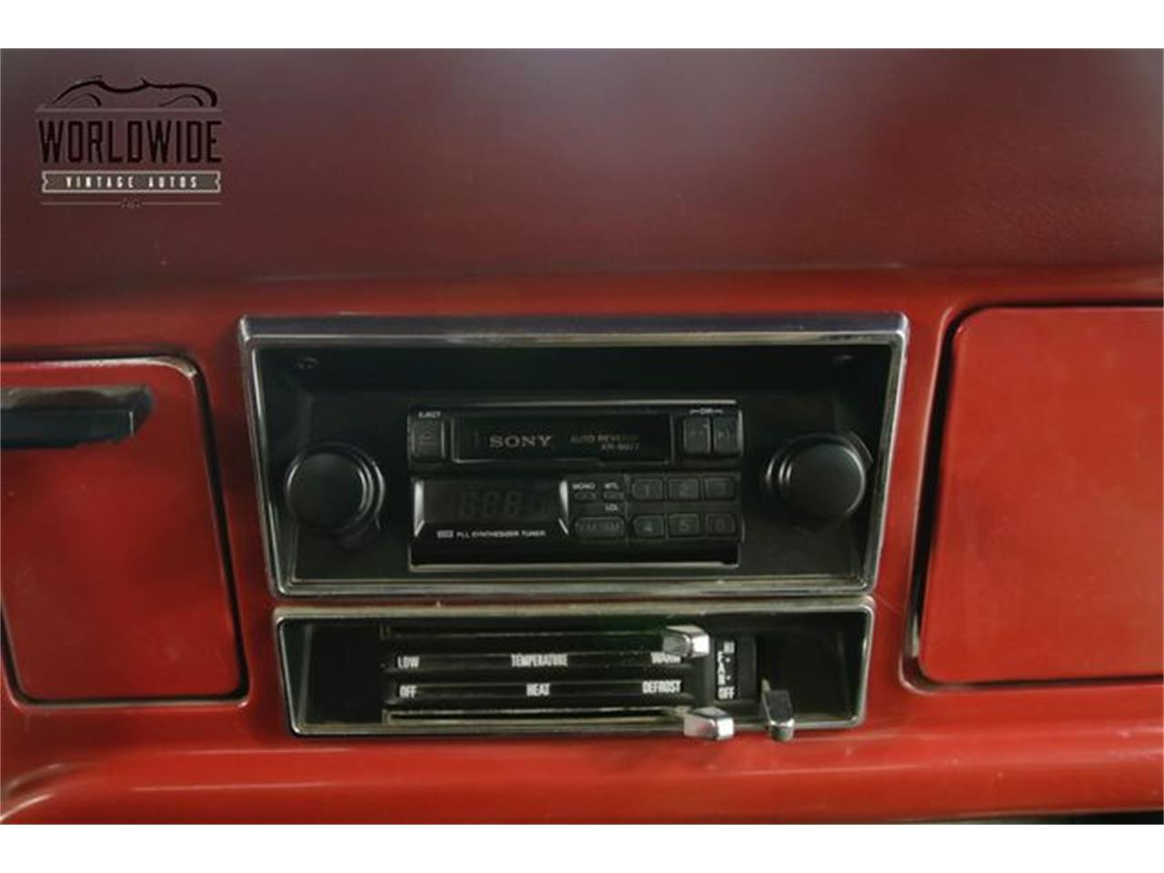 Large Picture of Classic 1972 F100 located in Denver  Colorado Offered by Worldwide Vintage Autos - QAKU