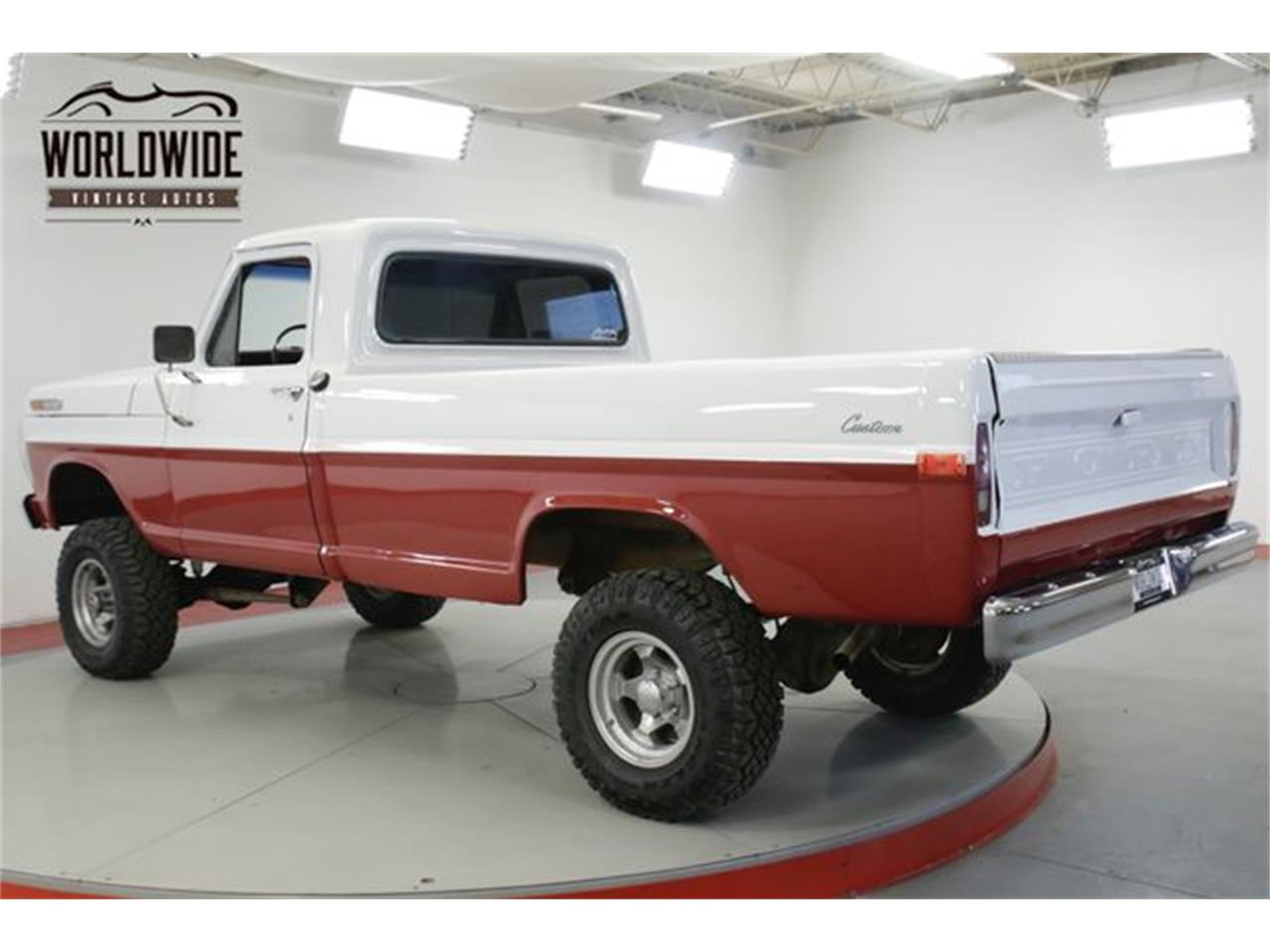 Large Picture of 1972 F100 Offered by Worldwide Vintage Autos - QAKU