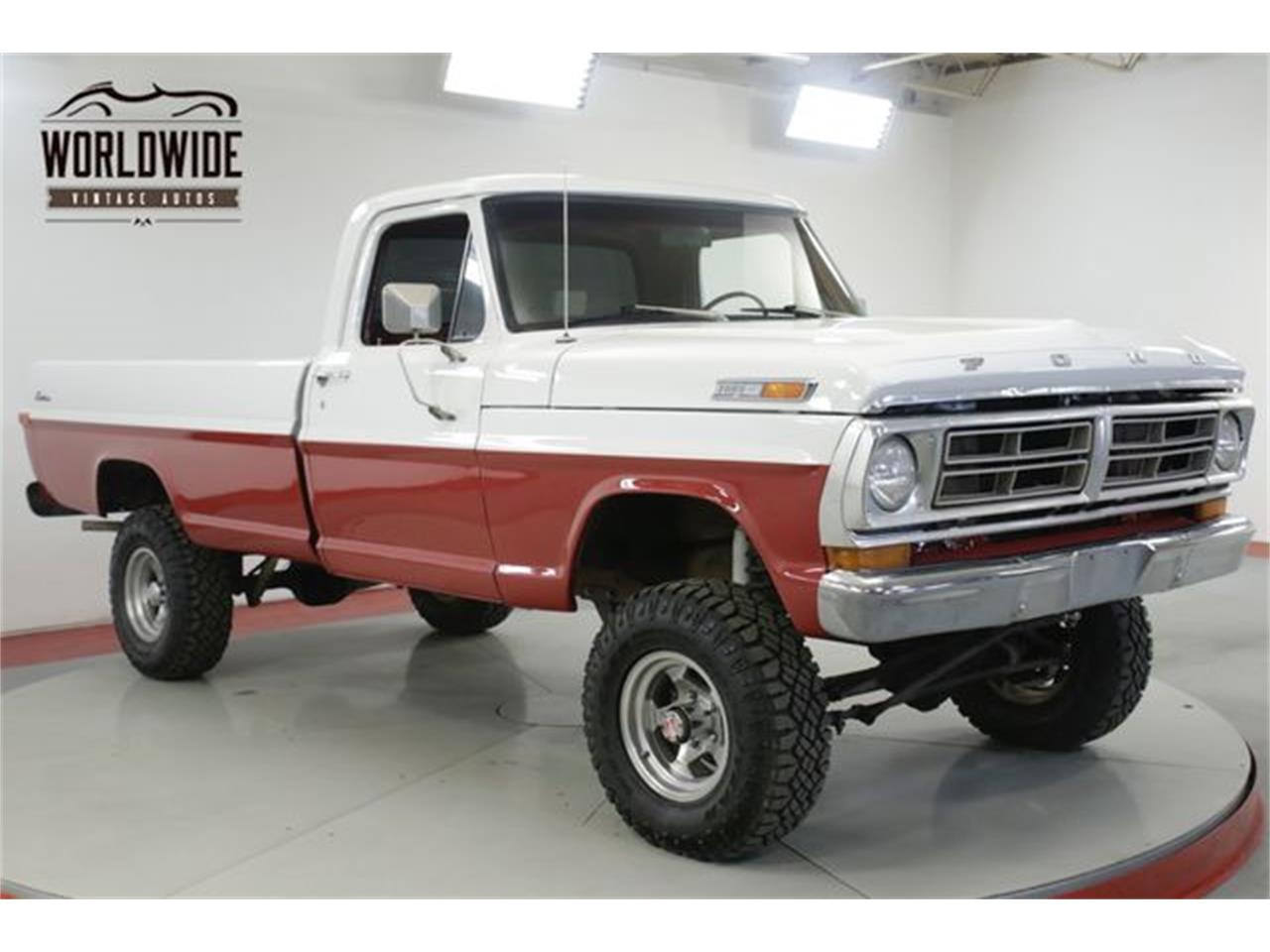 Large Picture of 1972 Ford F100 - $11,900.00 - QAKU