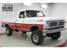 Picture of '72 Ford F100 - QAKU