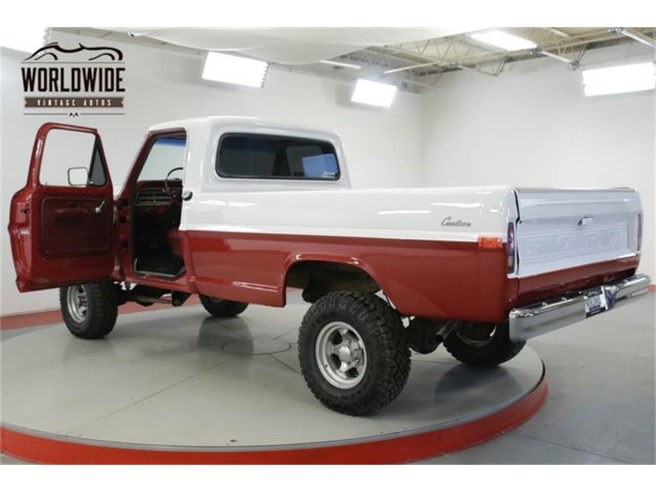 Large Picture of Classic '72 Ford F100 located in Denver  Colorado - $11,900.00 - QAKU