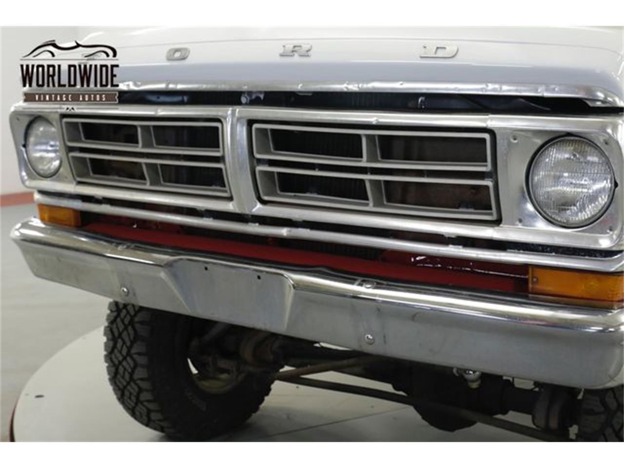 Large Picture of '72 F100 - $11,900.00 - QAKU