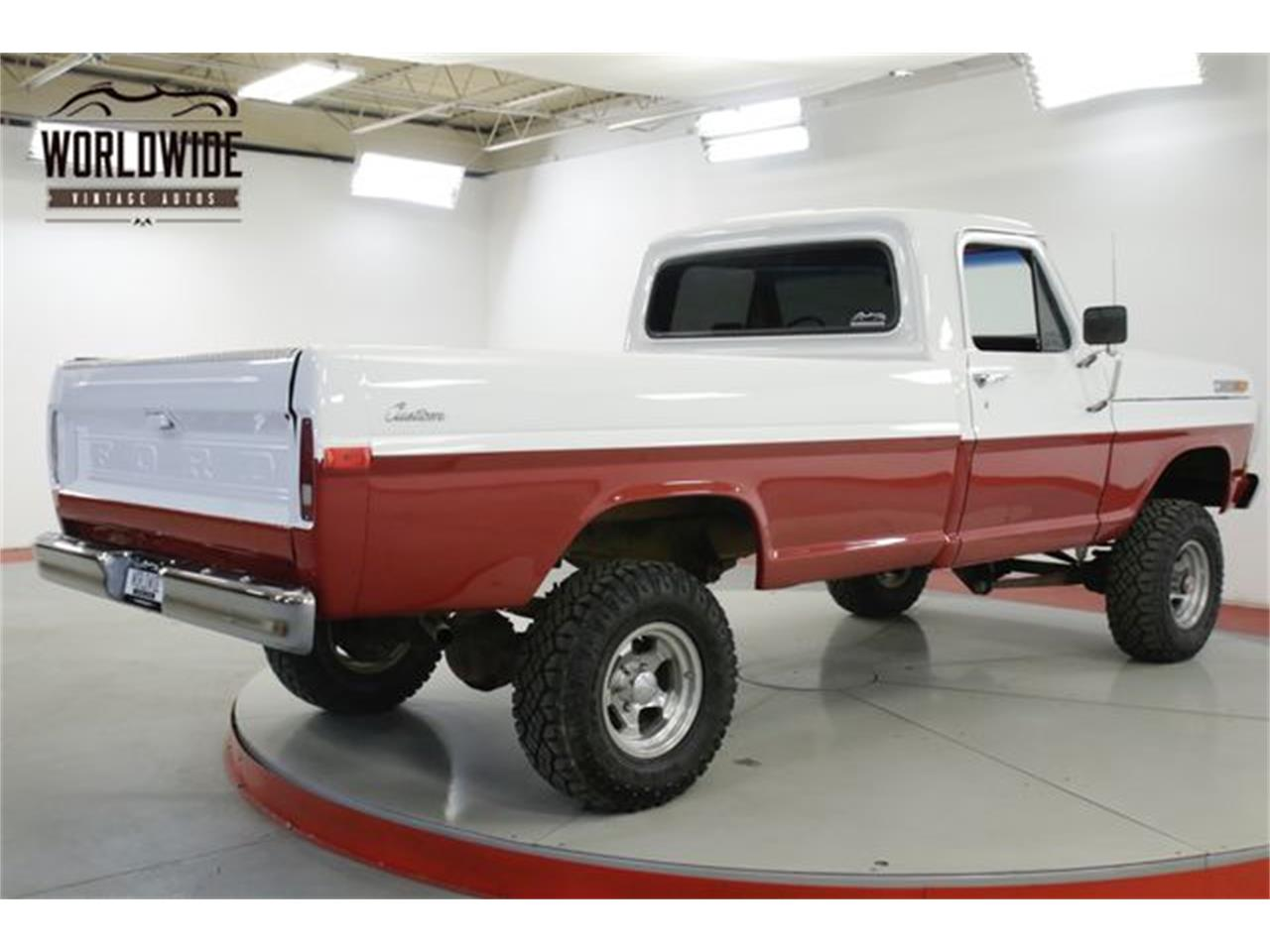 Large Picture of Classic 1972 Ford F100 located in Denver  Colorado - $11,900.00 Offered by Worldwide Vintage Autos - QAKU