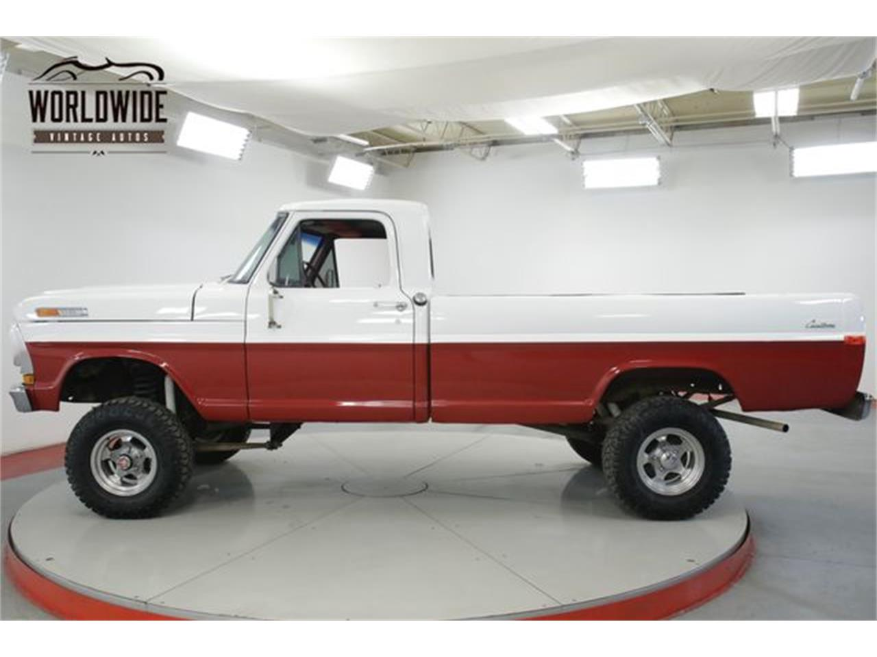 Large Picture of Classic '72 Ford F100 Offered by Worldwide Vintage Autos - QAKU