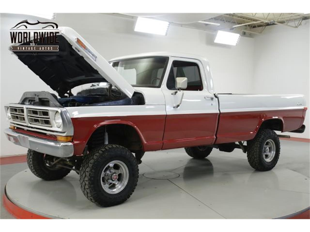 Large Picture of Classic 1972 F100 located in Denver  Colorado - $11,900.00 - QAKU