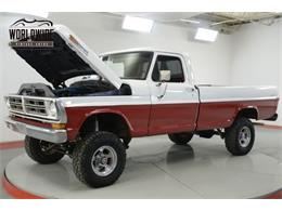 Picture of Classic '72 F100 located in Denver  Colorado Offered by Worldwide Vintage Autos - QAKU