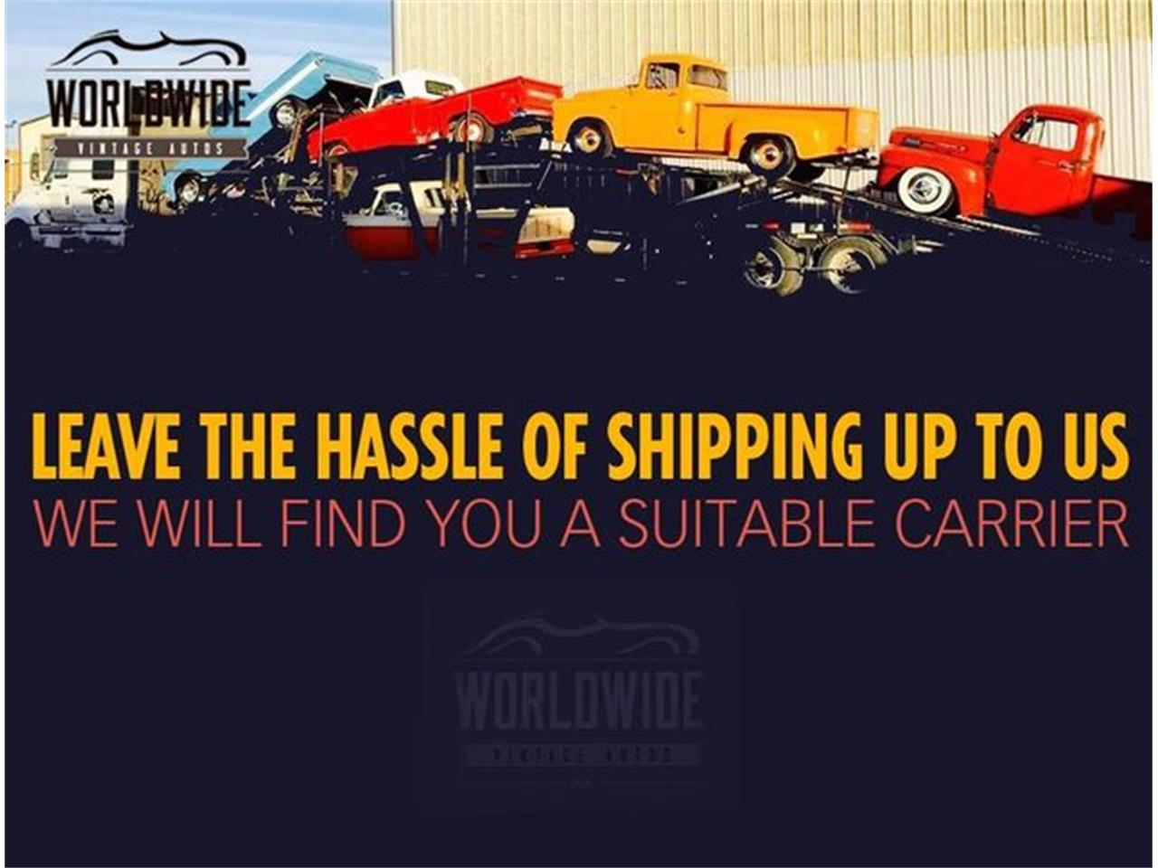 Large Picture of 1972 F100 - $11,900.00 Offered by Worldwide Vintage Autos - QAKU