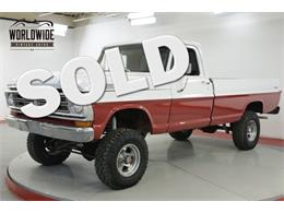 Picture of Classic 1972 F100 located in Denver  Colorado - $11,900.00 Offered by Worldwide Vintage Autos - QAKU