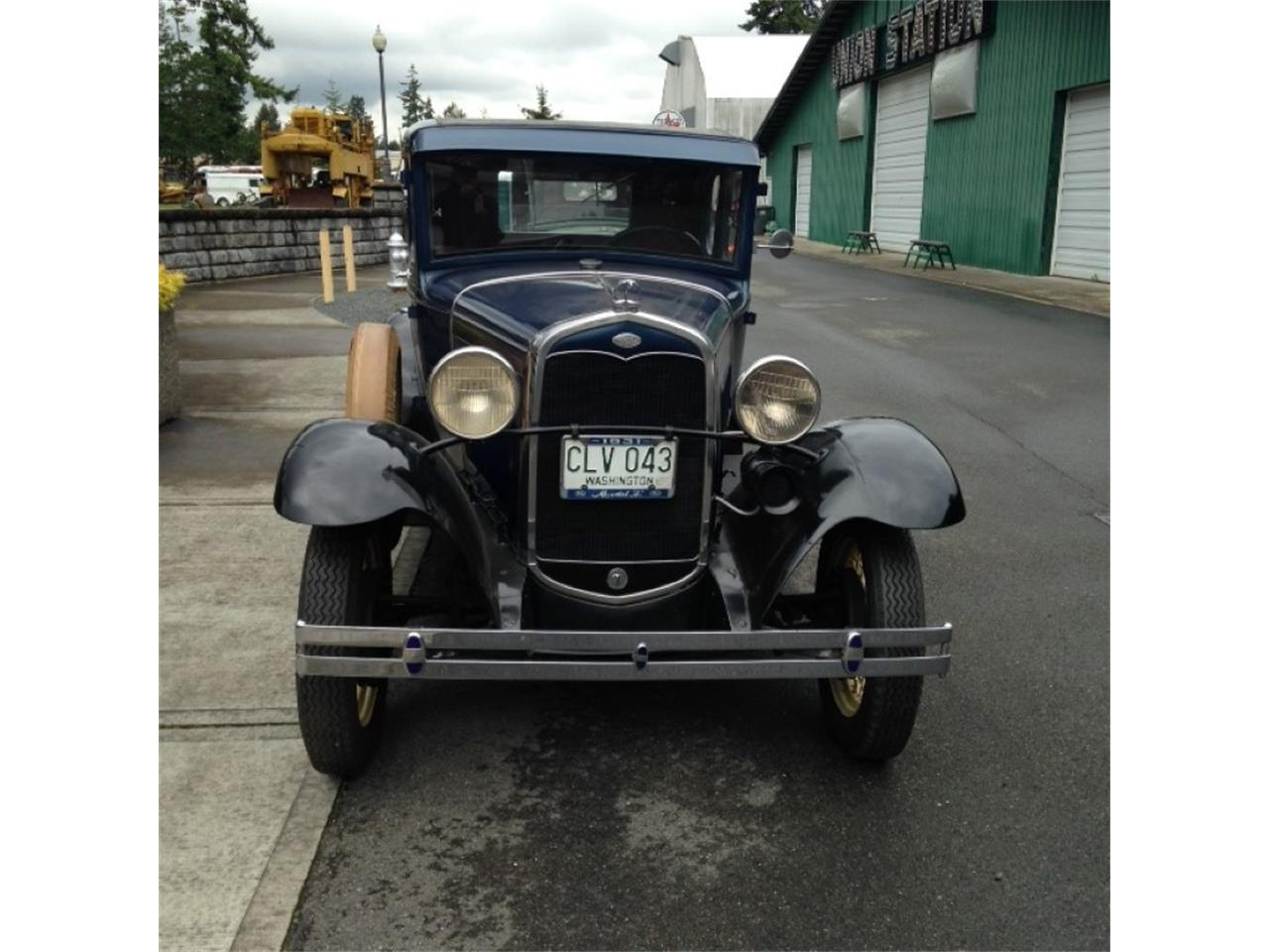Large Picture of '31 Model A - Q5VP