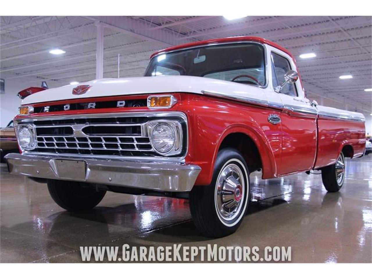 Large Picture of '66 F100 - QAL8