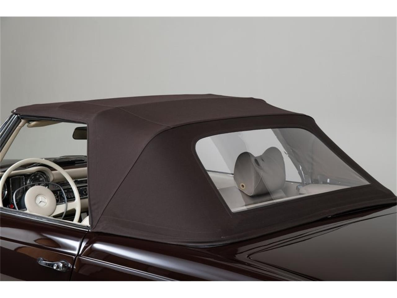 Large Picture of Classic 1969 Mercedes-Benz 280SL located in California Offered by Canepa - QALE