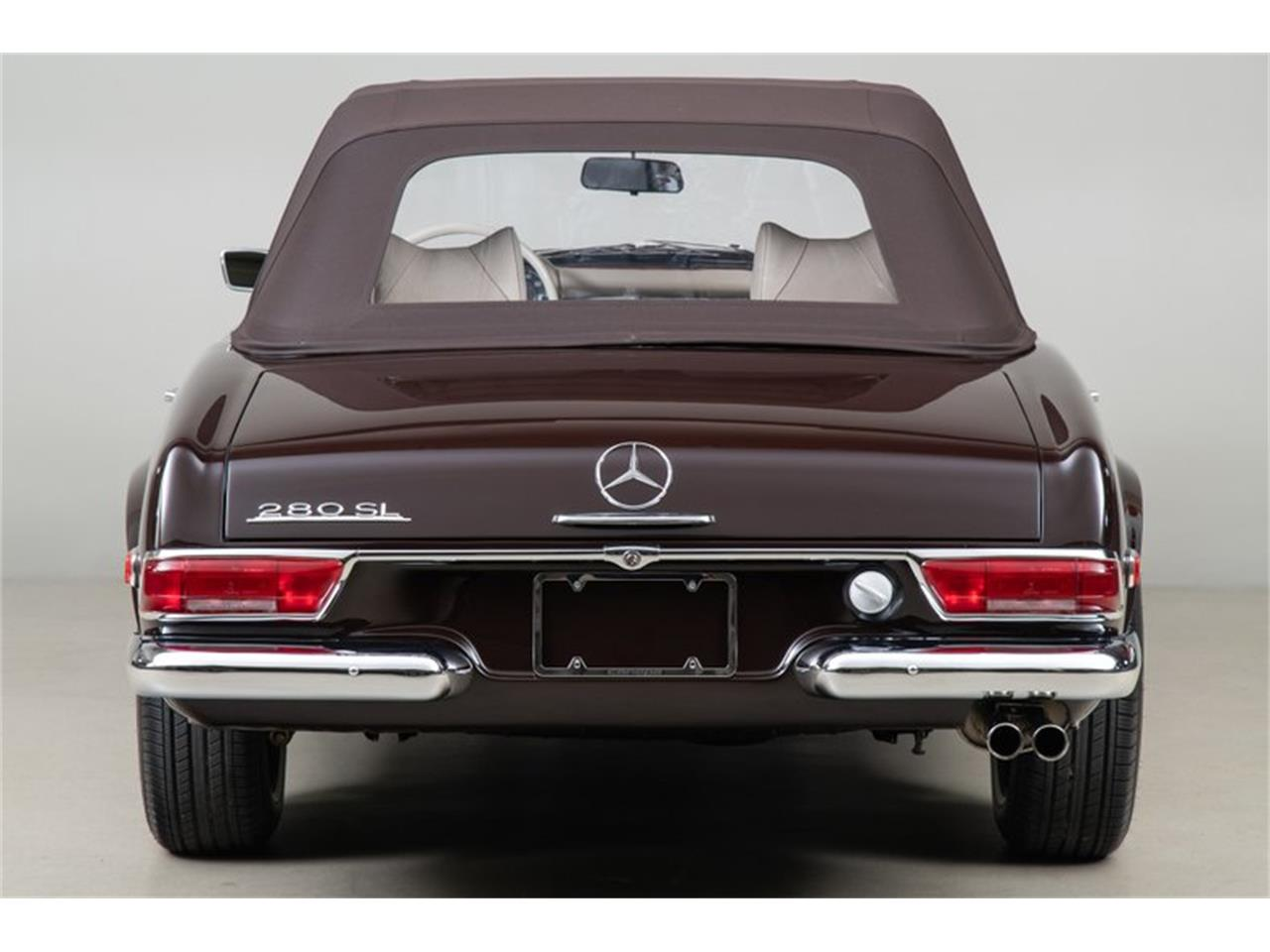 Large Picture of Classic 1969 Mercedes-Benz 280SL located in Scotts Valley California - QALE