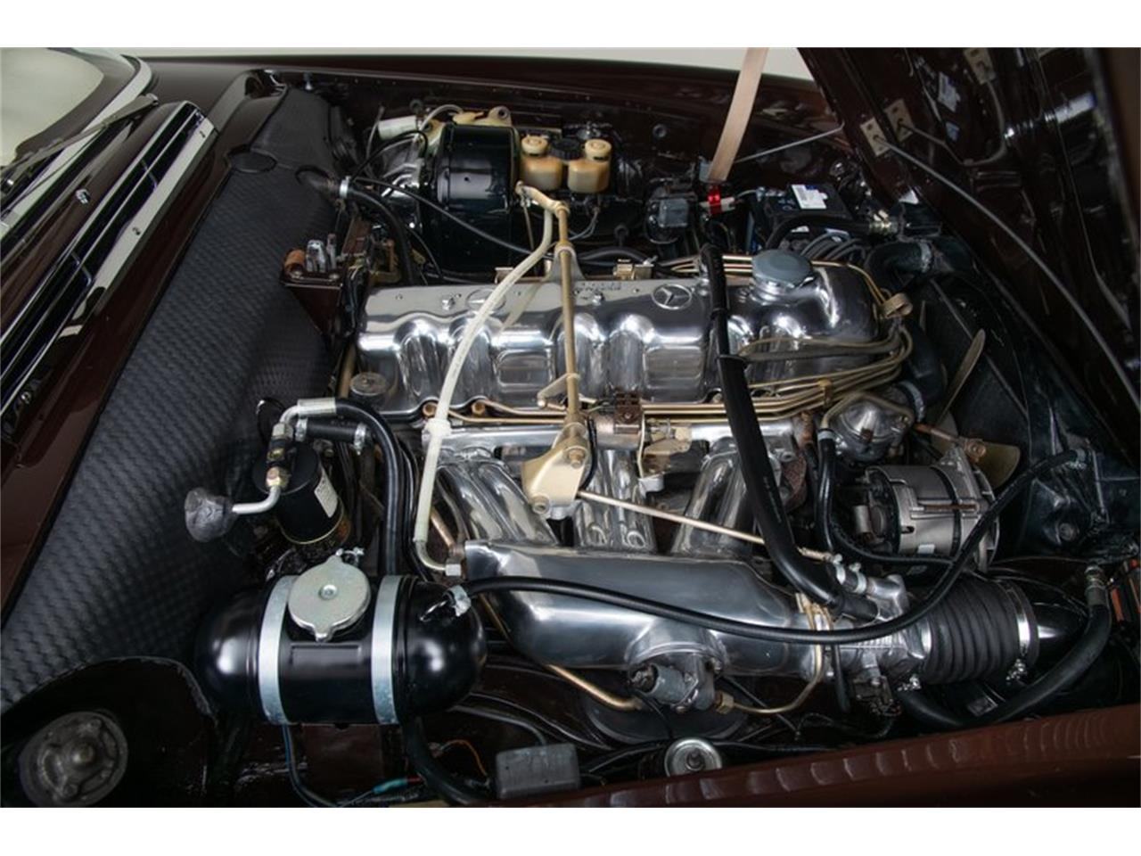Large Picture of Classic 1969 Mercedes-Benz 280SL Auction Vehicle Offered by Canepa - QALE