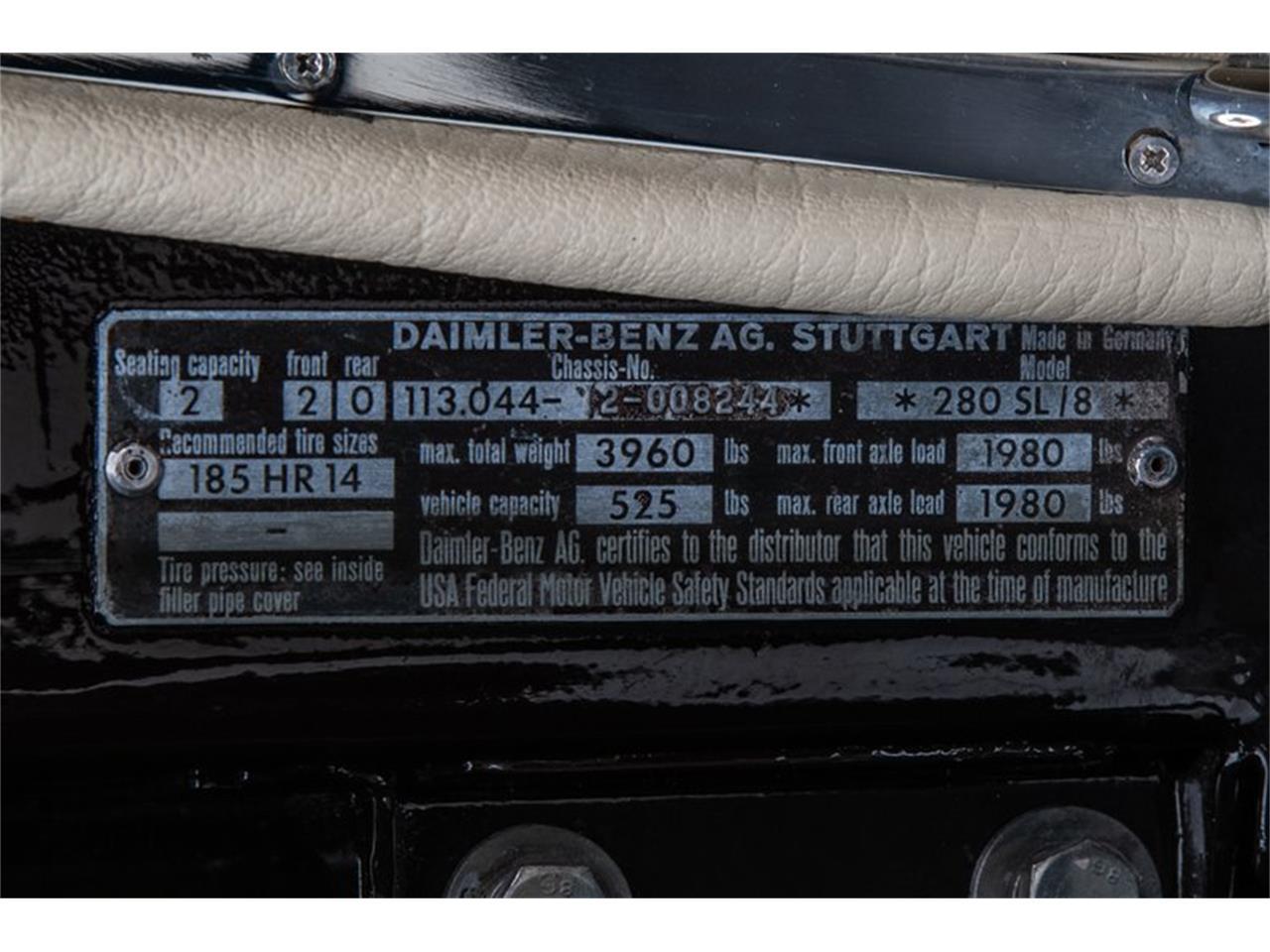 Large Picture of Classic '69 280SL Auction Vehicle - QALE