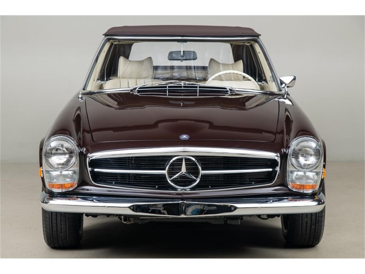Large Picture of '69 280SL Auction Vehicle Offered by Canepa - QALE