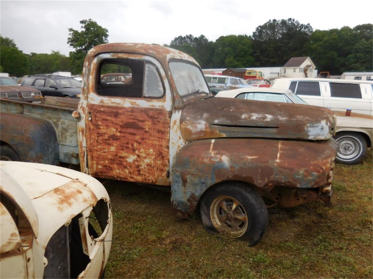 Large Picture of '49 Ford F100 - QALJ