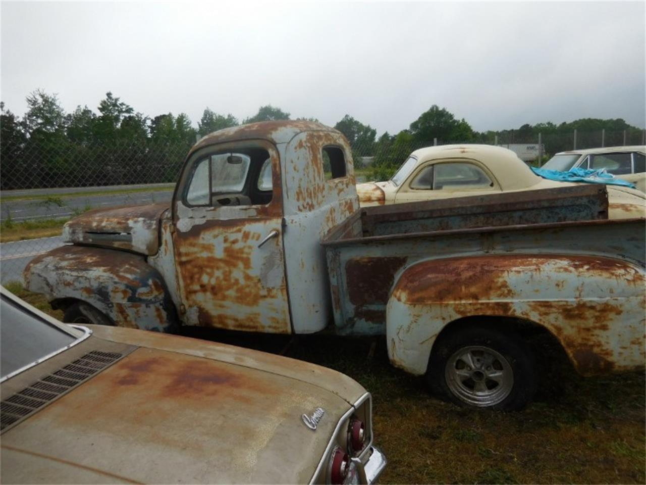 Large Picture of 1949 F100 Offered by Classic Cars of South Carolina - QALJ