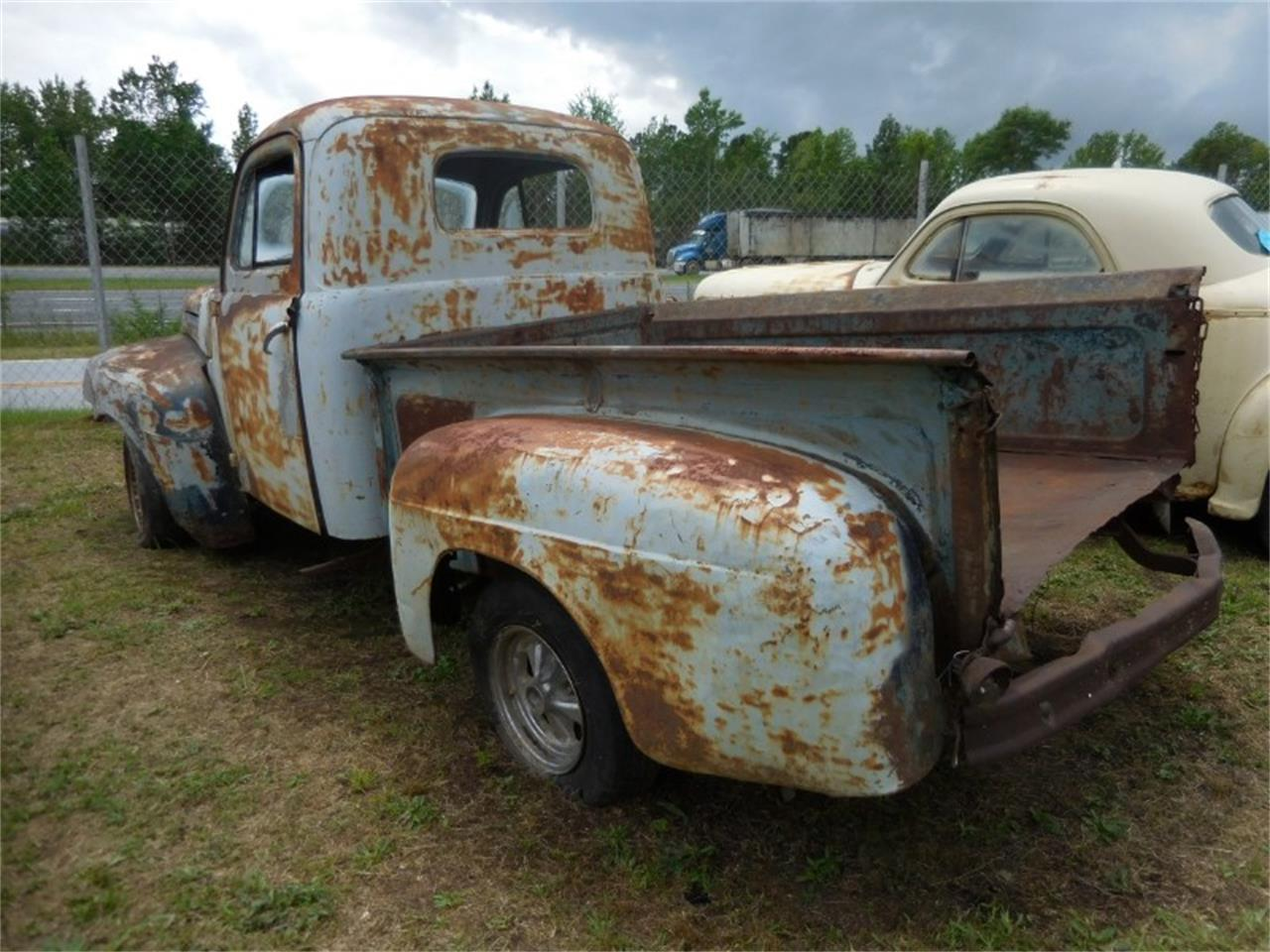 Large Picture of Classic 1949 Ford F100 located in Gray Court South Carolina - $2,000.00 Offered by Classic Cars of South Carolina - QALJ