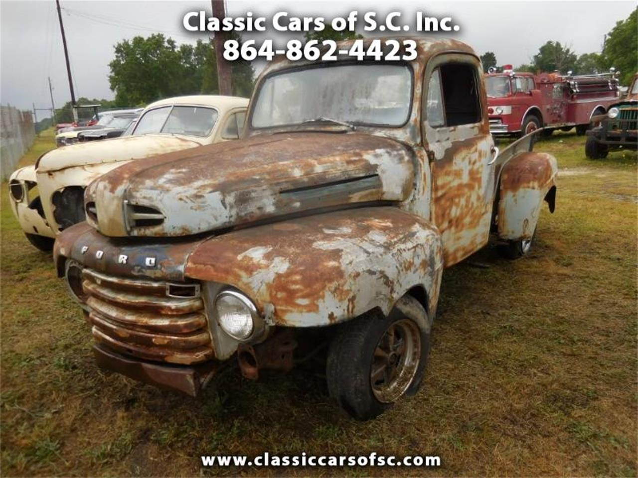 Large Picture of 1949 F100 located in Gray Court South Carolina - $2,000.00 - QALJ