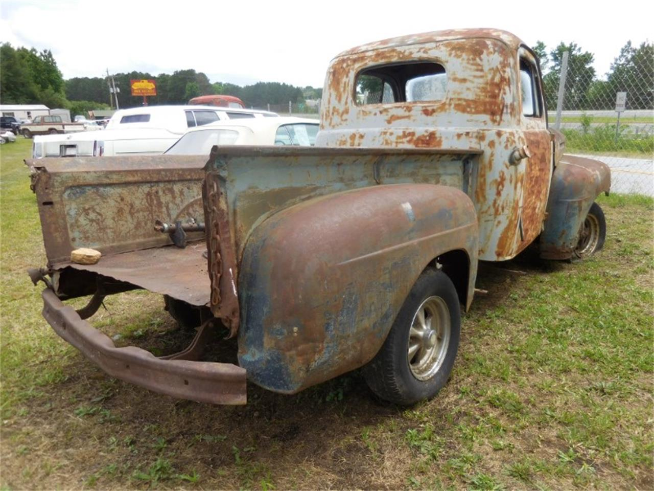 Large Picture of Classic 1949 Ford F100 - $2,000.00 Offered by Classic Cars of South Carolina - QALJ