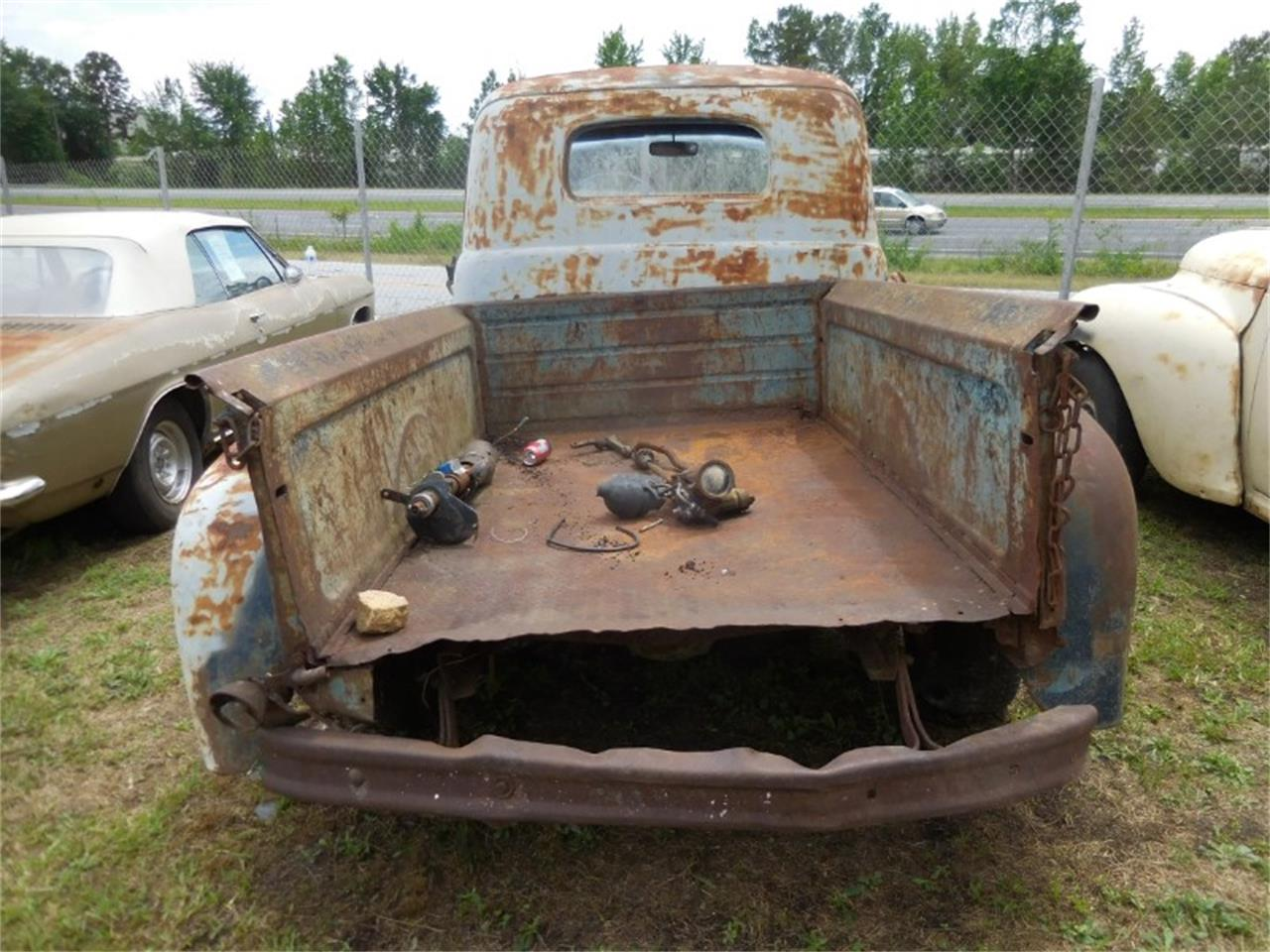 Large Picture of '49 F100 located in Gray Court South Carolina - QALJ