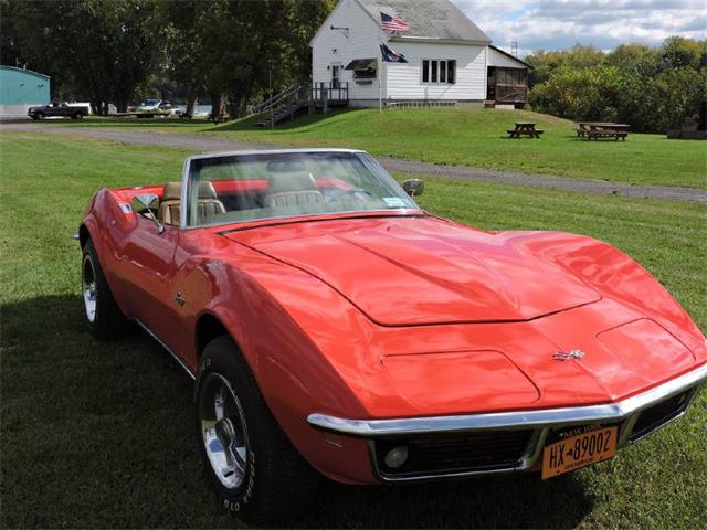 Picture of 1969 Chevrolet Corvette Offered by  - QALR