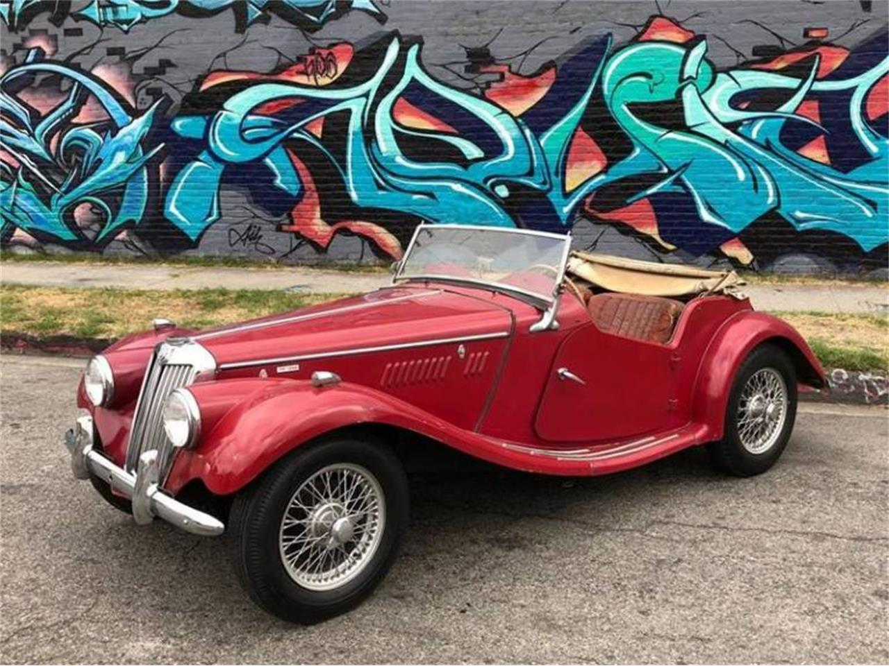 Large Picture of '55 TF - $22,500.00 Offered by Sports Car LA - Q5ES