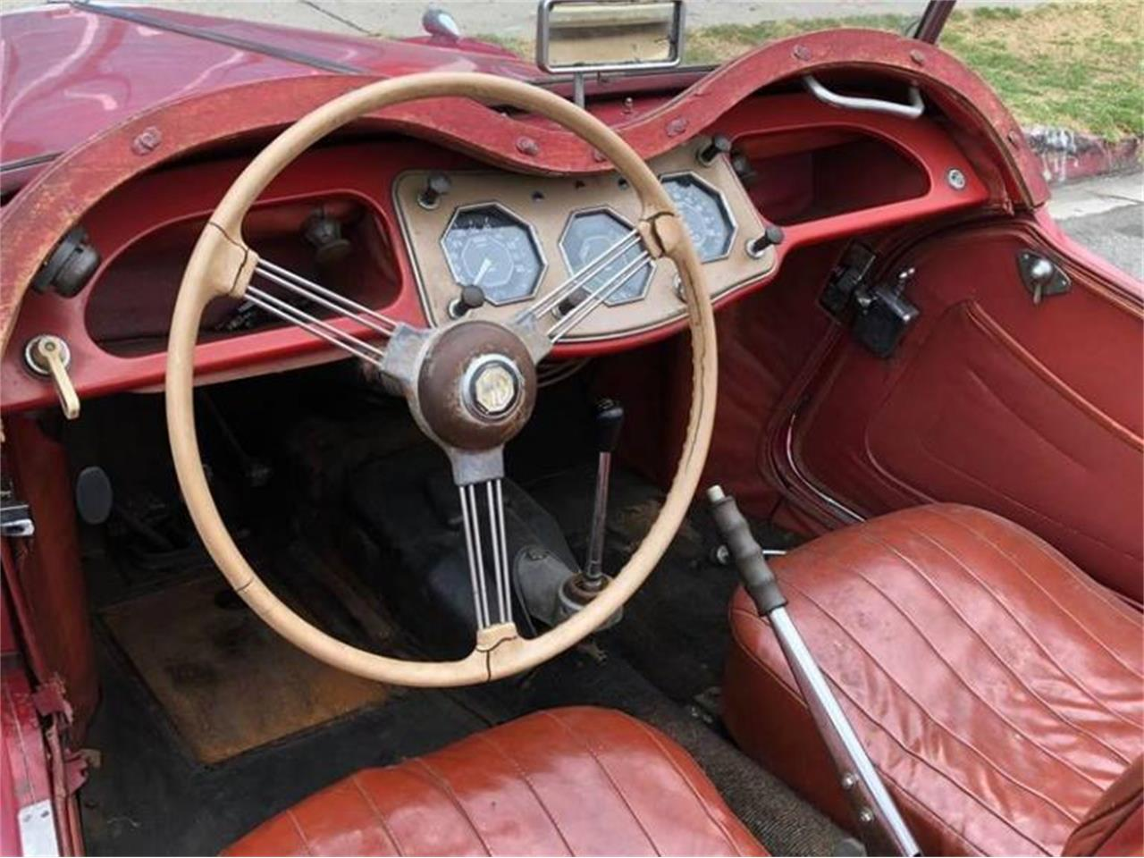 Large Picture of Classic '55 TF Offered by Sports Car LA - Q5ES