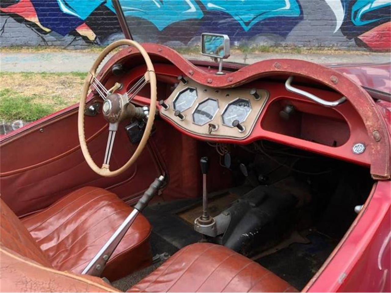 Large Picture of 1955 MG TF located in Los Angeles California - $22,500.00 - Q5ES